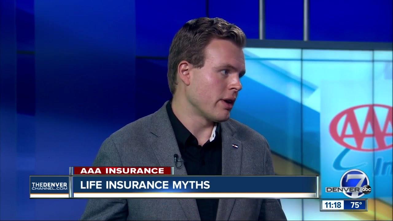 Aaa Life Insurance Myths Youtube