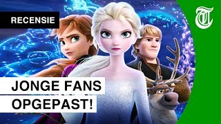 """Marco Weijers over Disney film Frozen 2: """"Veel te donkere sfeer voor jonge fans"""""""