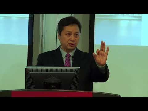 Sun Zhe (04/09/2018) - Economic & Political Change in China