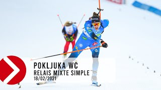 RELAIS MIXTE SIMPLE - POKLJUKA WC 2021