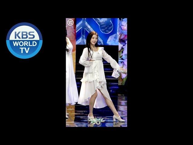 [FOCUSED] Yein (Lovelyz) - Lost N Found [Music Bank / 2018.11.30]