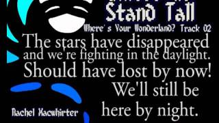 United We Stand Tall (With Lyrics!) - Rachel Macwhirter