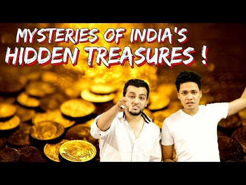 HIDDEN INDIAN TREASURES & THEIR MYSTERIES ! l The Baigan Vines