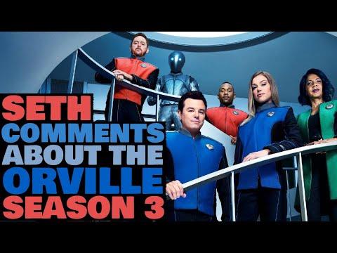 The Orville Season 3 News: Seth Macfarlane Gives Fans An Update