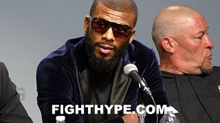 BADOU JACK GETS RUTHLESS ON ADONIS STEVENSON; DISSES RESUME AND WARNS: