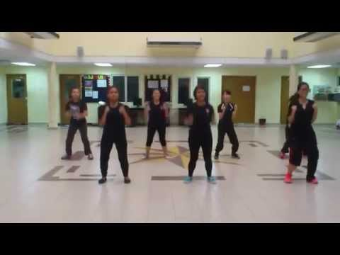 Aerobic Dance Fitness Applause - Lady Gaga