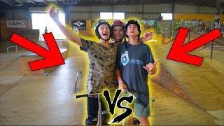 Cody Flom vs. Richard Zelinka | GAME OF SCOOT!