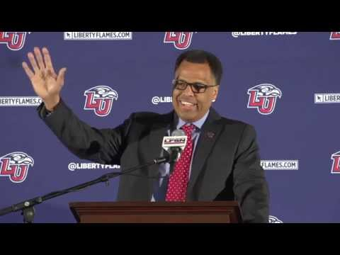 Ritchie McKay Introduced as Liberty Head Men's Basketball Coach