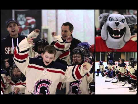 2005 Spartans win 2014 Mainland Hockey Tournament A divison