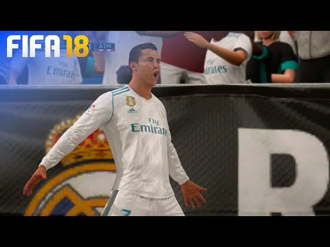 FIFA 18 - Opening Match: Real Madrid vs. Atlético Madrid