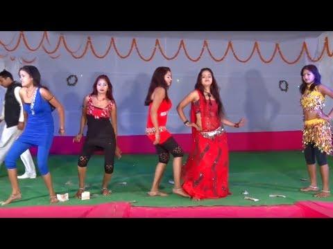 Bhojpuri Stage Show - Hit Dance - Live Hit Recording Dance - Arkestra Dance