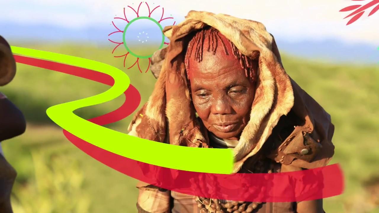 Самые интересные путешествия в мире. Эфиопия - день 1