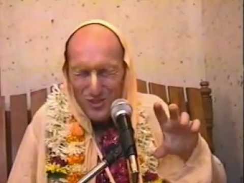(Bhakti Vikasa Swami) BG 16.6, Sadhu is not meant for enjoyment.MPG