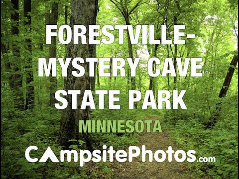 Forestville Mystery Cave State Park, Minnesota