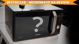 BEST SELLER Microwave Oven ka Review - Ha ya Na? Samsung 23L 800W!