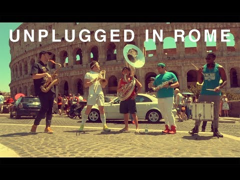 UNPLUGGED IN EUROPE #2: Temple of Boom (Unplugged in Rome)