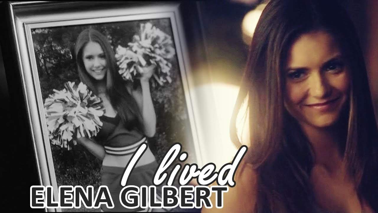 Final Elena Gilbert Tvd6x22 Im Thinking Of You All The