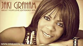 Jaki Graham - About Your Love (extended mix) HQ+Sound YouTube Videos