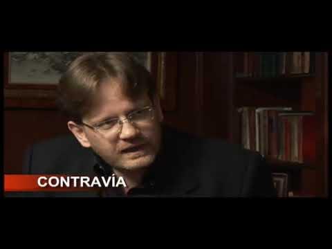 CONTRAVÍA: Entrevista a Kai Ambos - Juez experto en Corte Penal Internacional (Parte I)
