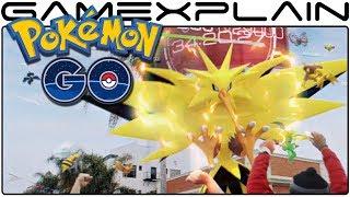 First Legendary Pokémon Coming to Pokémon Go Soon!