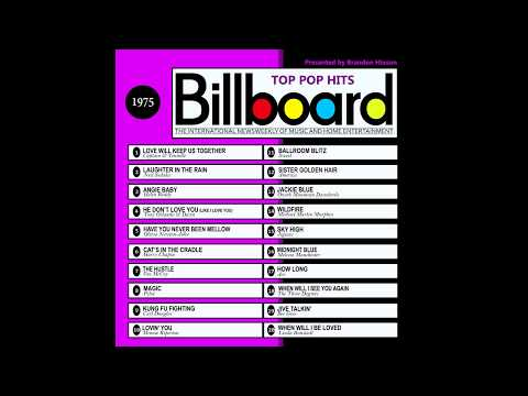 Billboard Top Pop Hits  1975