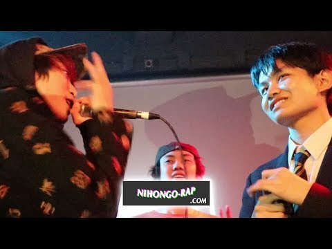 百足 vs MC MOGURA | MRJ 00世代編 準決勝