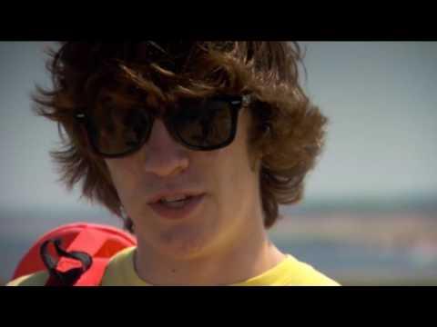 Beach Safety film on ITV News Tyne Tees