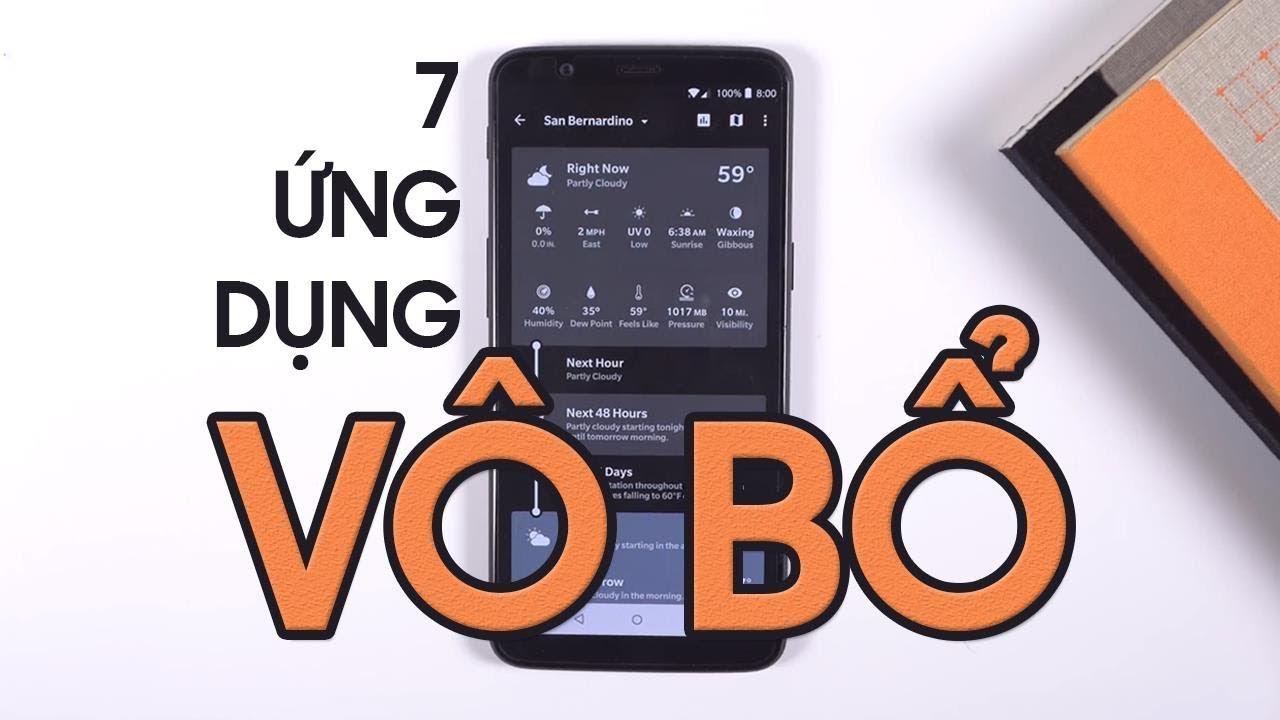 """7 loại ứng dụng """"vô bổ"""" nên XÓA ngay khỏi chiếc điện thoại Android"""