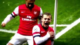 Jack Wilshere Best Moments Of 2012 2013