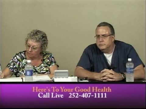 Here's To Your Good Health: Rocky Mount Eye