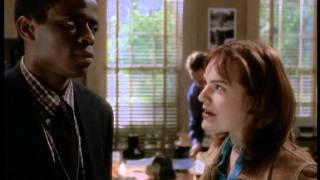 The West Wing -- Josh Misses His Chair