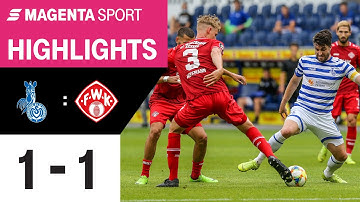 MSV Duisburg - FC Würzburger Kickers | 32. Spieltag, 2019/2020 | MAGENTA SPORT