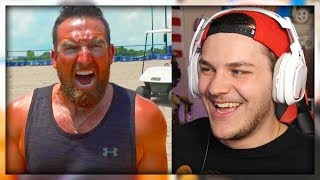 Beach Stereotypes | Dude Perfect - Reaction