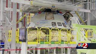 Boeing Starliner Returns To Kennedy Space Center