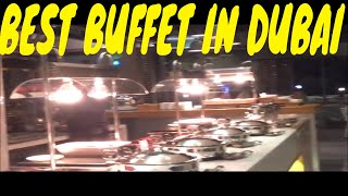 The Best All You Can Eat Buffet in Dubai at Le Royal Meridien Hotel