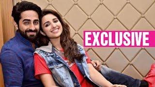 EXCLUSIVE | Parineeti Chopra and Ayushmann Khurrana play the Guess the song game