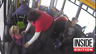 Hero Bus Driver Rescues Lost Kids From ...