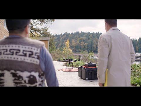 Innovation en vol : L'histoire d'InDro Robotics