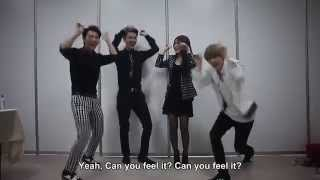 Super Junior D&E 촉이 와(Can you feel it) ルビ+歌詞+日本語訳