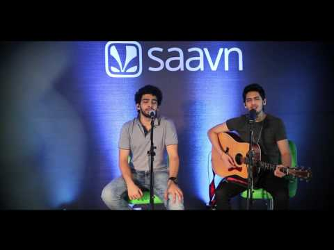 Naina - Live@Saavn with Amaal and Armaan Malik