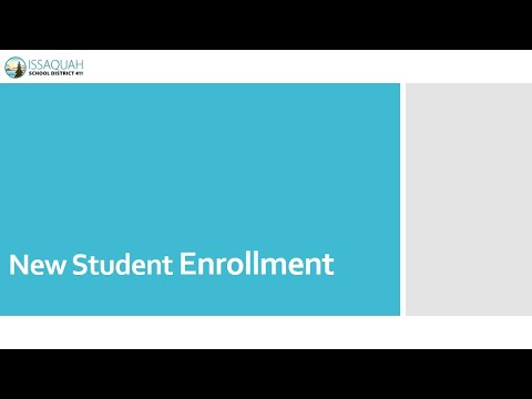Preview image for ISD New Student Enrollment