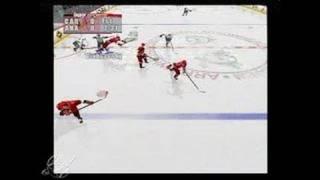 NHL FaceOff 2003 PlayStation 2 Gameplay_2002_11_05_3