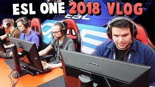 Das geilste CS:GO Event meines Lebens! - ESL ONE 2018 mit VODAFONE
