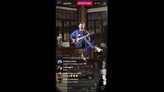 Noize MC - Ругань из-за стены (20.09.2017 - Instagram Live)