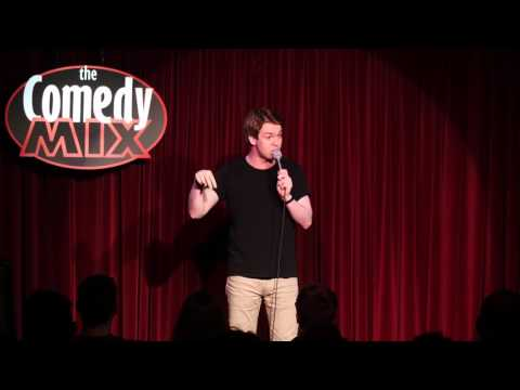 Harris Anderson at The Comedy Mix- 4/22/17, Vancouver BC