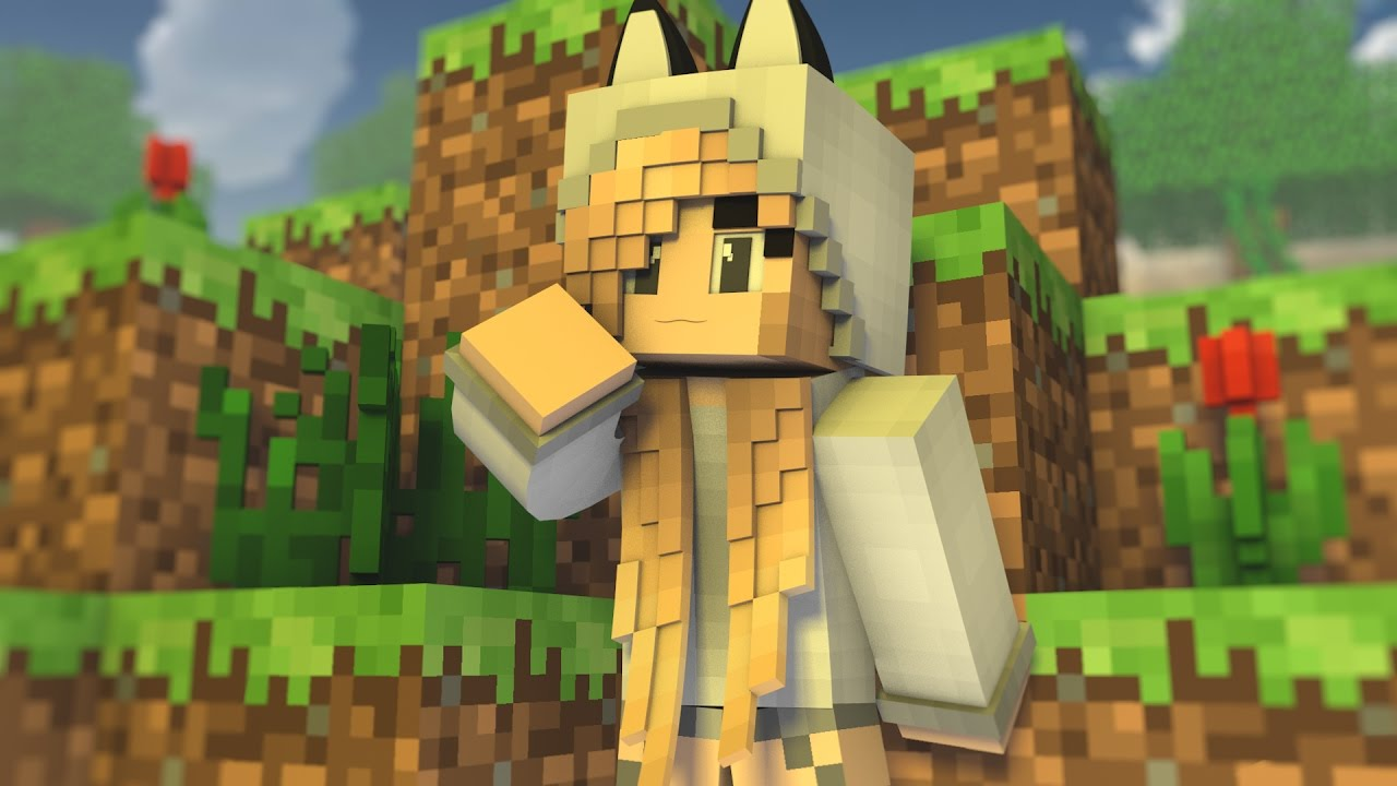 Need For Speed Girl Wallpaper Minecraft Speed Render 9 Wolfy Girl Youtube