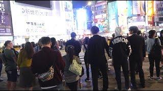海外でKPOPアイドルに変装して歩いたら街中大パニックに... thumbnail