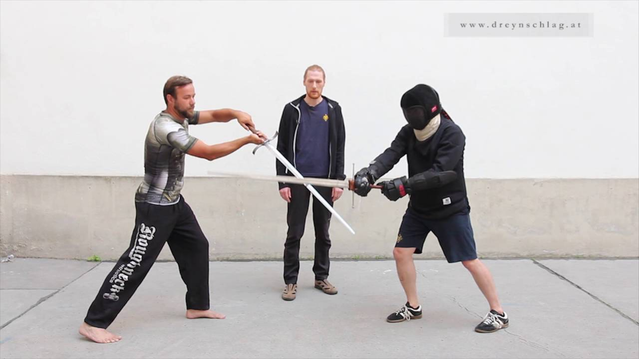 Learn Sword Fighting 7: Continuing The Attack - The Durchwechseln