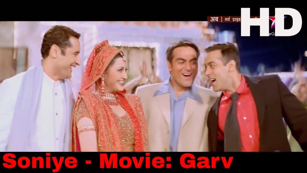 Download Soniye Tu Soniye Meri Jaan Lagti Full Song | Garv (1080p HD Blu-ray) #Akram Khan