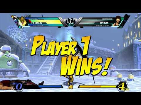 Carolina Clash Gaiden UMVC3 Part 1 (April 18th, 2015)